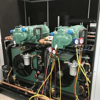 Installation of Temperature Regulation Unit