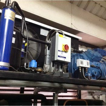 Newly Installed Temperature Control Systems