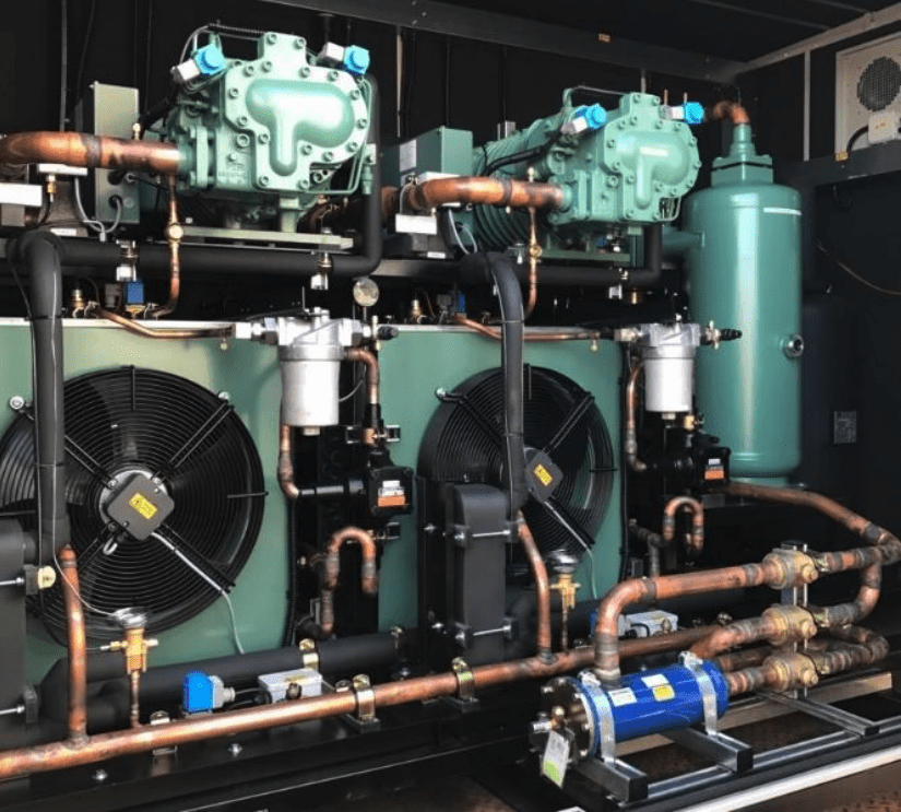 Dual Temperature System for Bonians Limited by Godfrey and Lappage