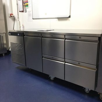 Refrigeration Units for Fishmongers Hall