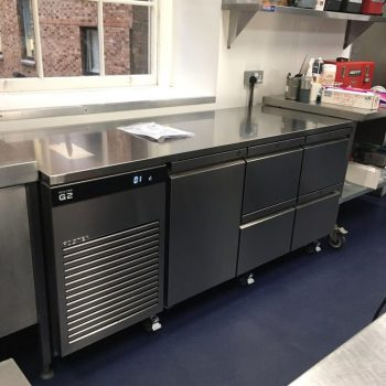 New Refrigeration Units in Fishmongers Hall