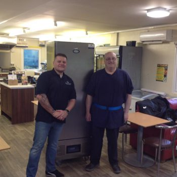 New Refrigerator Systems for Friends of Hardie Park - Stanford Le Hope
