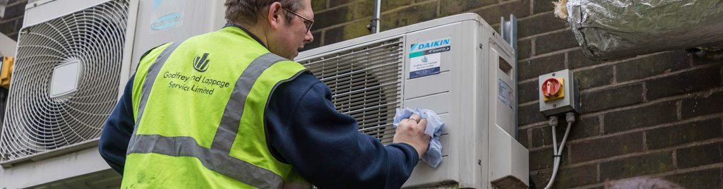 Godfrey and Lappage Air Conditioning Servicing